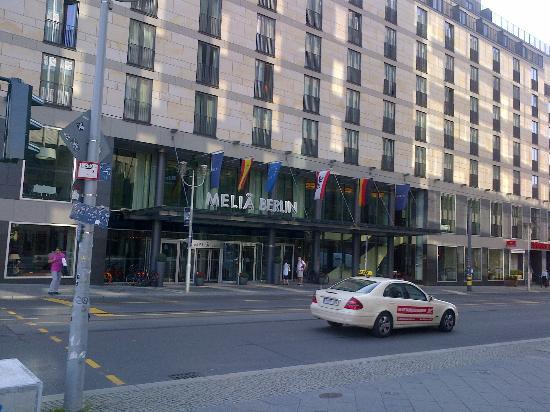Melia Hotel Berlin Angebote