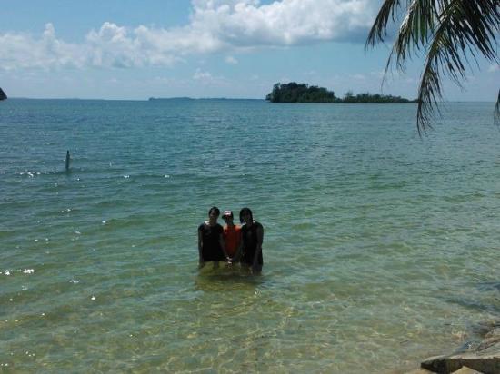 Loola Adventure Resort: Near the canteen