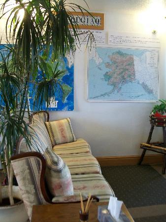 Qupqugiaq Inn: Lobby