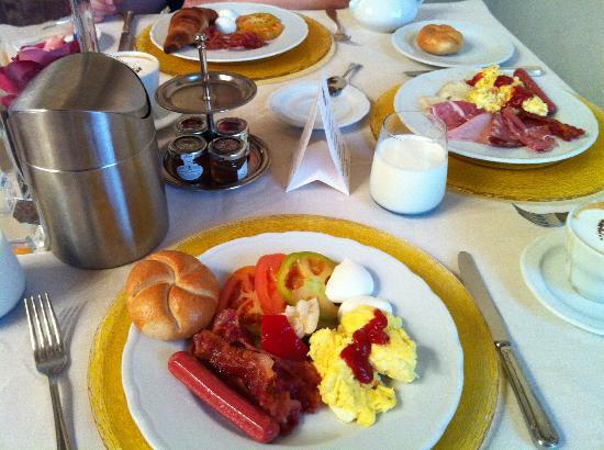 Palazzo Magnani Feroni : 朝食が美味しかったです