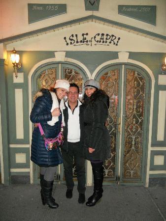 Isle of Capri: il locale