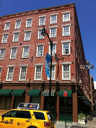 BEST WESTERN PLUS Seaport Inn Downtown: Best Western Seaport Inn Downtown