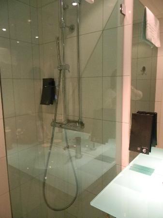 Varberg Stadshotell & Asia Spa: Bathroom Asia Spa