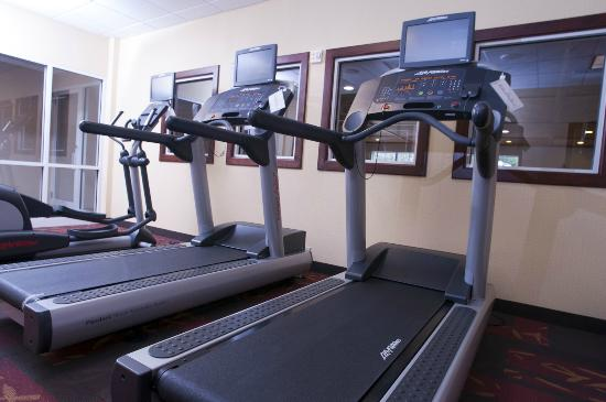 Courtyard Middlebury: 24/7 Fitness Center