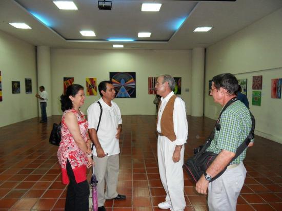 Museo de Arte del Tolima: Una de sus variadas Exposiciones