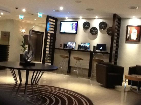 Premier Inn Abu Dhabi Capital Centre Hotel: δωρεαν ΙΝΤΕΡΝΕΝΤ 