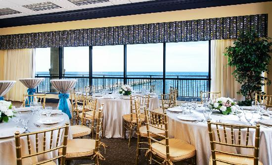 Springmaid Beach Resort & Conference Center: Banquet Room