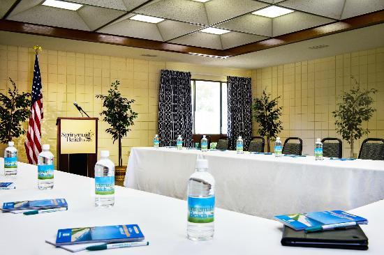 Springmaid Oceanfront Resort Myrtle Beach: Conference Room