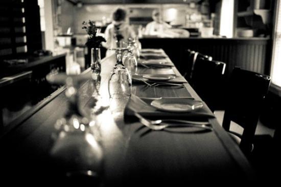 Mio Bistro Mobile: Open kitchen