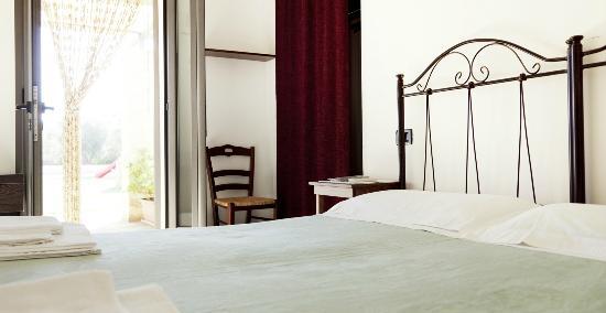 I nostri appartamenti stanza da letto