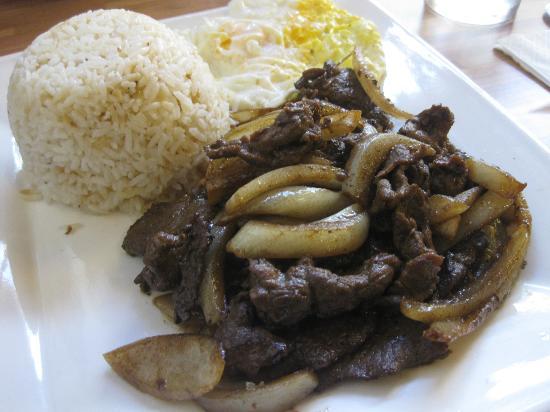 Cafe Manila: tapsilog