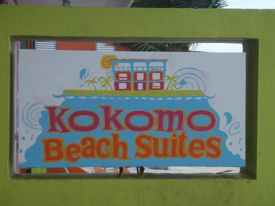 Kokomo Beach Suites: Kokomo