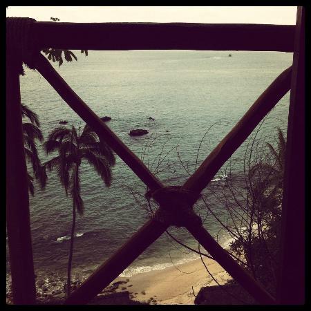 Hotelito Mio: The view from Villa San Ariel