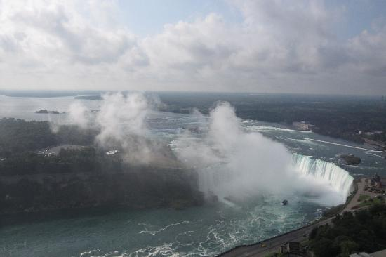 See Sight Tours of Niagara Falls- Day Tours : View from Skylon