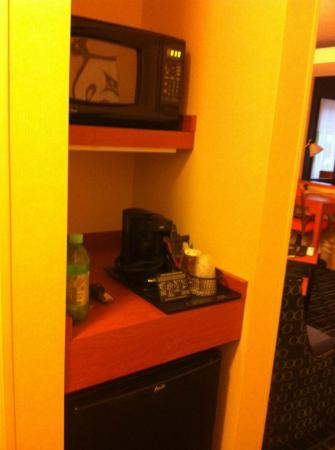 Fairfield Inn & Suites Columbia: Room