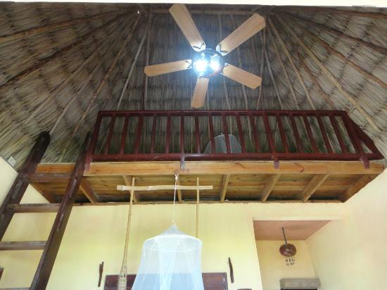 Ak'bol Yoga Retreat & Eco-Resort: View of the loft