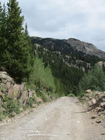 Roaring Fork Valley: 4x4 trail up to Hagermans pass