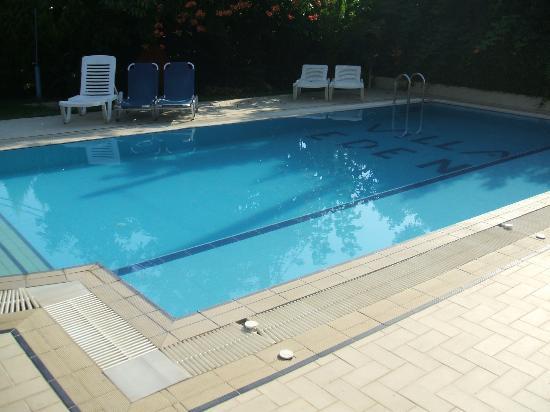 Villa Eden: The Pool