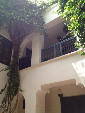 Hotel & Spa Dar Baraka & Karam: Lovely flowers