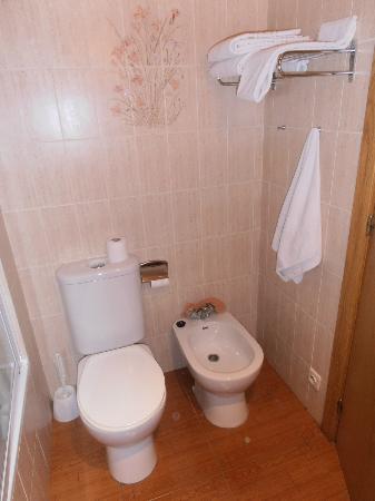 ApartHotel PEY: Baño