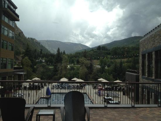The Westin Riverfront Mountain Villas: View of Pool