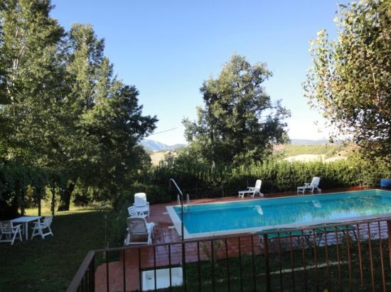 Locanda della Valle Nuova: Relax at the pool deck