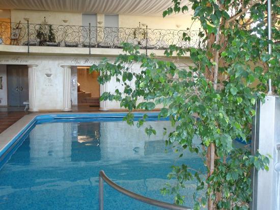 Quisisana Hotel Terme: Piscina interna