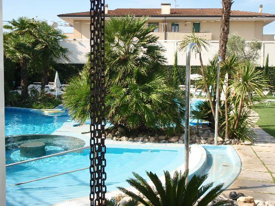 Quisisana Hotel Terme : Piscina esterna