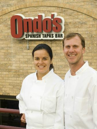 Ondo's Spanish Tapas and Bar: Chefs and Owners