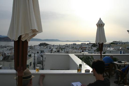 Rooftip terrace Oniro studios