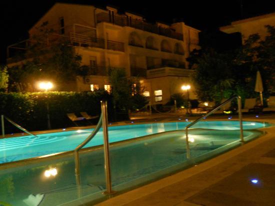 Hotel Sant'Agata di notte