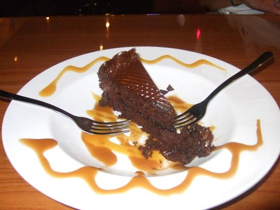 Teddy's Wing Shack: Great desserts!