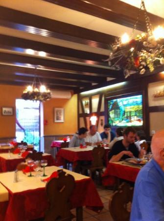 Restaurant Winstub La Dime : ach, l'alssasse!