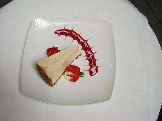 Capistrano's: Cheese cake
