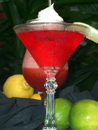 Capistrano's: Martini Drink