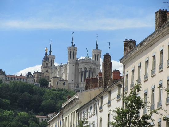 HOTEL DU DAUPHIN : Castelo
