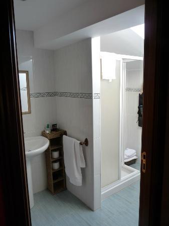 Agriturismo Itulazabal: salle de bain chambre 4