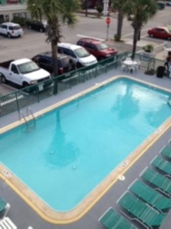 Admiral Motor Inn : Pool