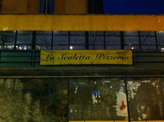 Pizzeria La Scaletta : La Scaletta (Genova)