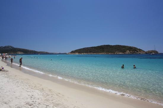Spiaggia di Tuerredda: Il blu delle acque di Tuaredda