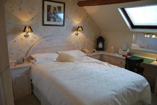 Nant Yr Odyn Country Hotel & Restaurant Ltd : Our Room