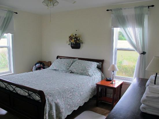 Cape Road Cottages: Bedroom 2
