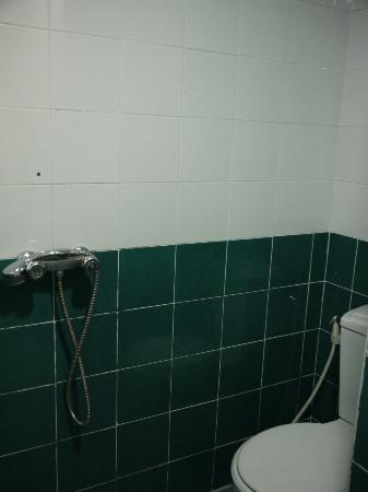 Erawan House: Shower room/toilet