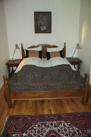 Hotel Park Bergen: Double bed
