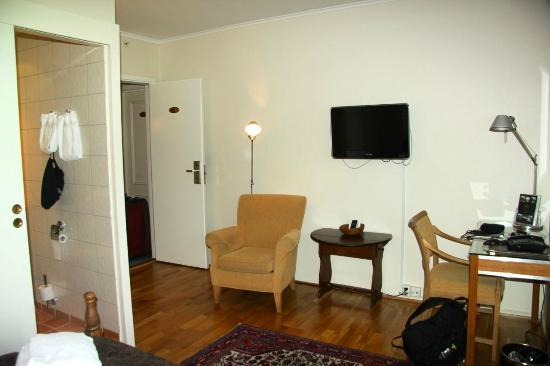 Hotel Park Bergen: Double room 