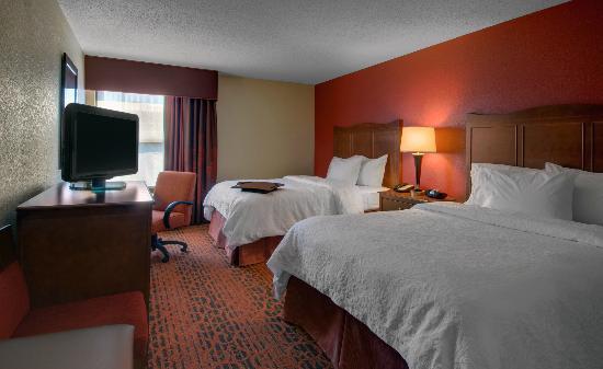 Hampton Inn Ft. Wayne-Southwest: Double Queen Room