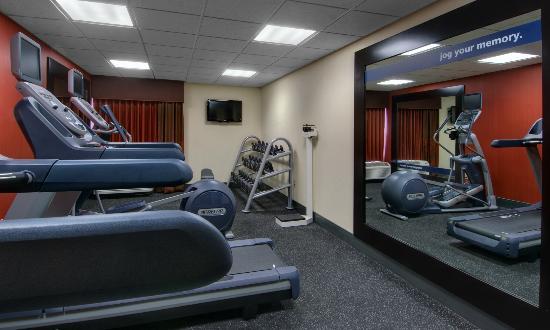 Hampton Inn Ft. Wayne-Southwest: Fitness Center