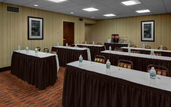 Hampton Inn Ft. Wayne Southwest : Meeting Room