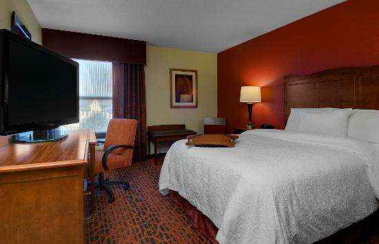 Hampton Inn Ft. Wayne Southwest : King Guestroom