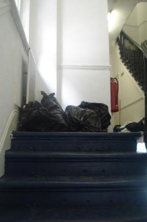 Hyde Park Hostel: c'est du propre